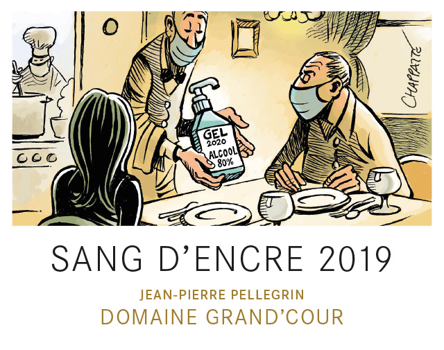 Magnificients Sang Encre 2019
